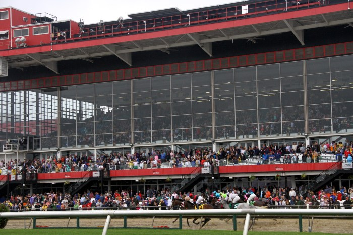 preakness stands