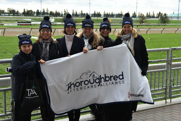 TAA group at Woodbine