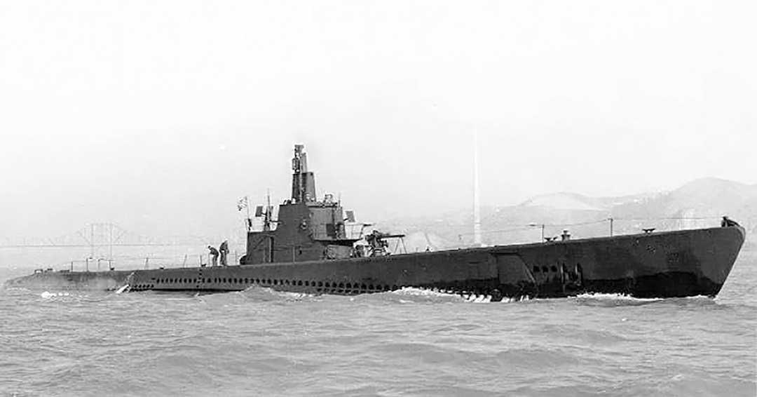 USS Squalus
