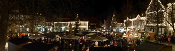 Warburger Weihnachtsmarkt 2014