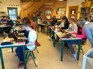 Digitala verktyg i skolarbetet