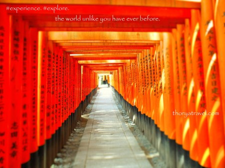 Experience, explore Japan.