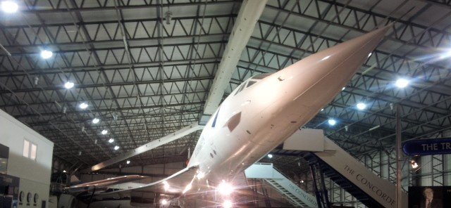 Booking solution The Concorde