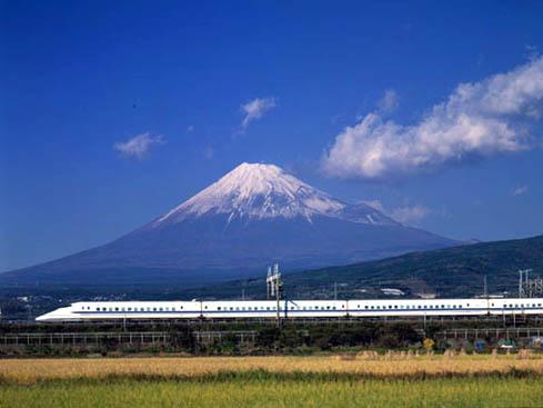 JPN Bullet Train