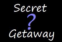 Secret Getaway Button