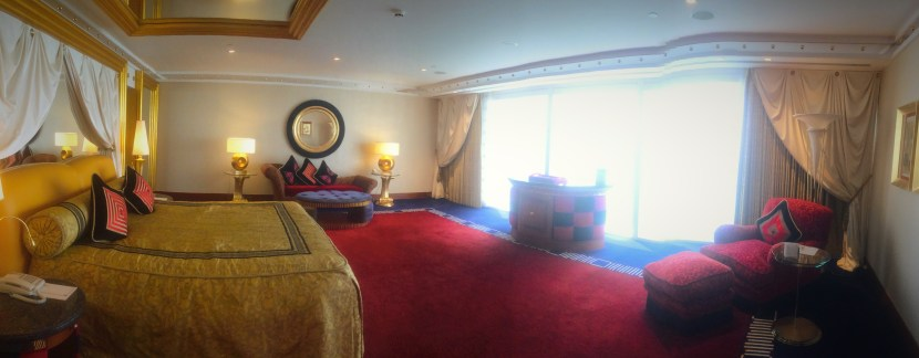Burj Al Arab Master Bedroom