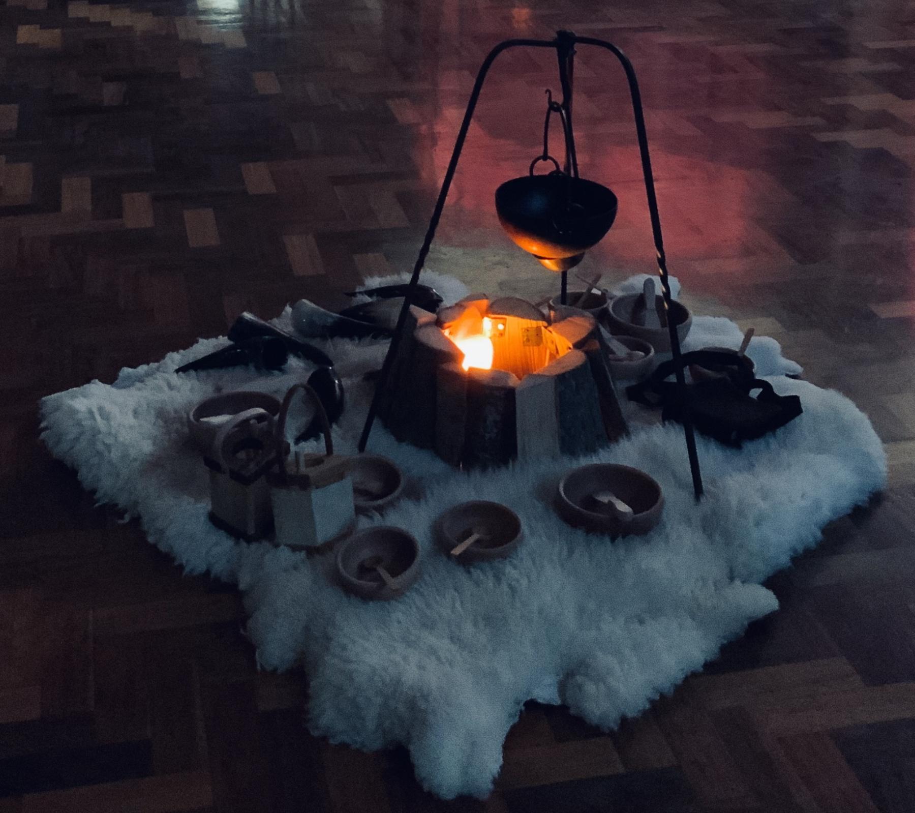 Saxon Viking Feast Worksheet