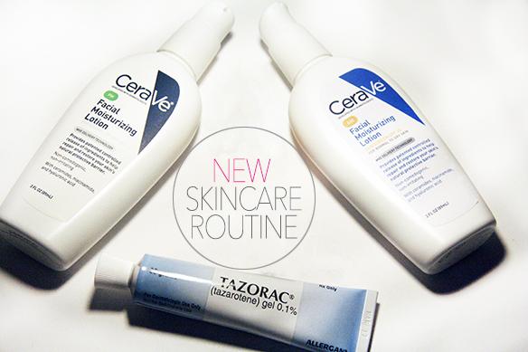 cerave moisturizer and tazorac