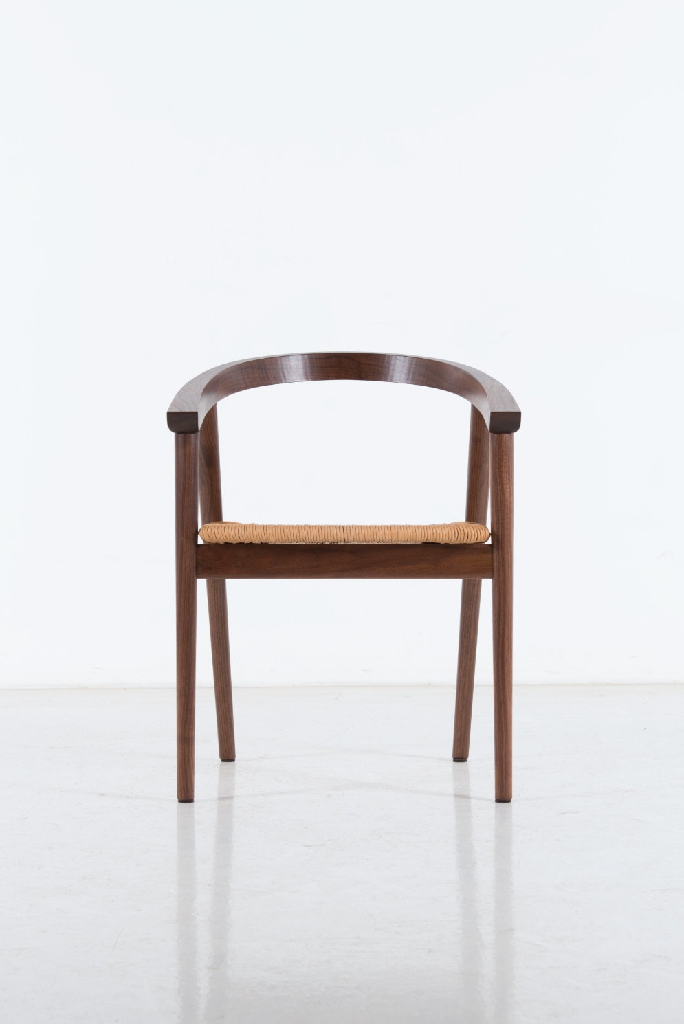 Cumberland Chair With Rush Seat Thos Moser