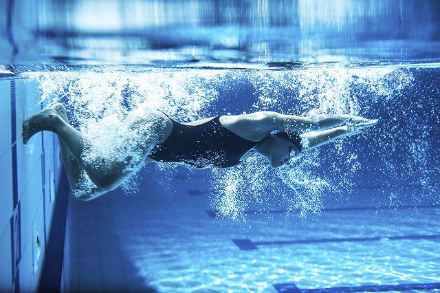 Basics Of Freestyle Swimming Flip Turns