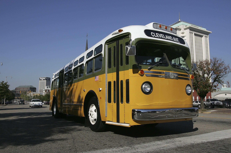 Montgomery Bus Boycott Timeline