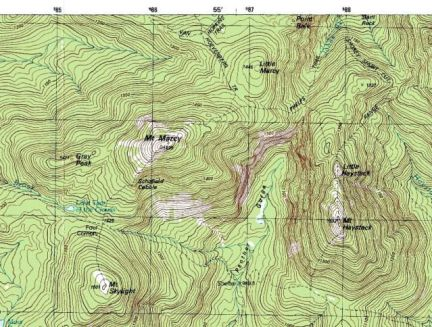 Image result for topographic map