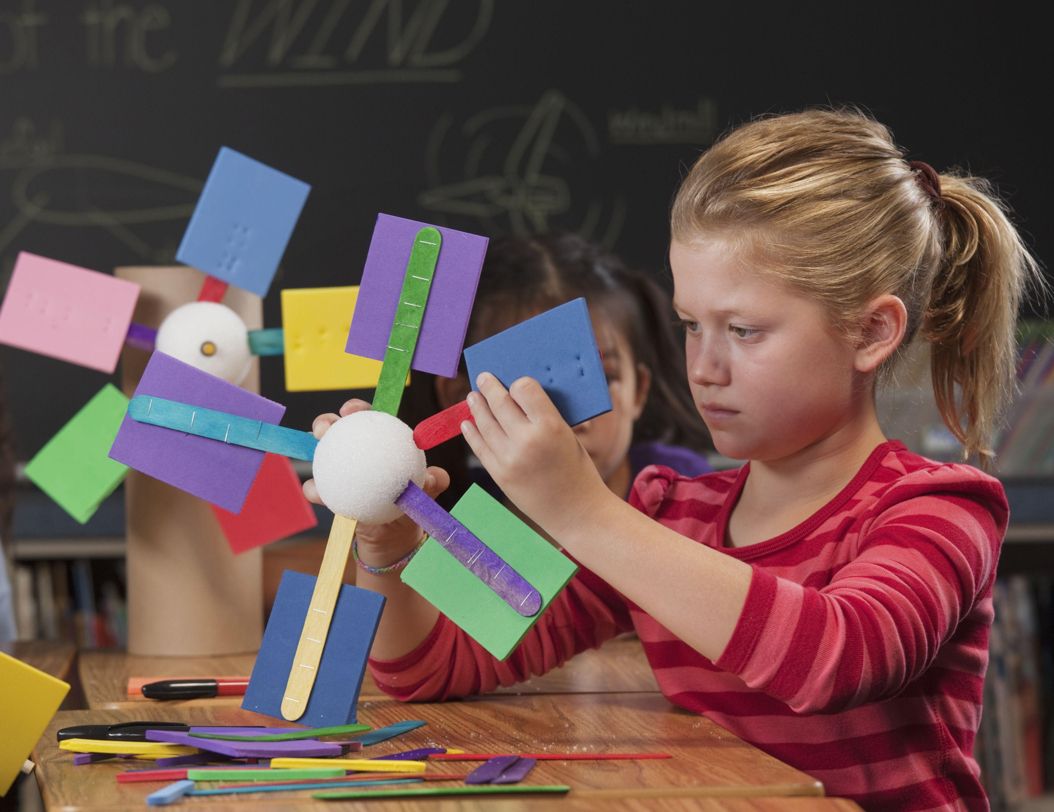 Grade School Science Fair Project Ideas
