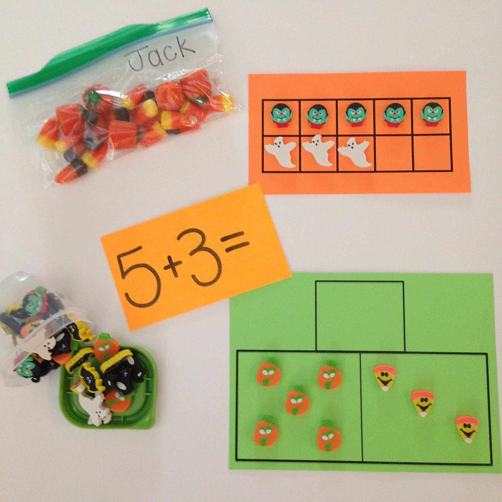 Halloween Math Worksheets And Activities For All Ages
