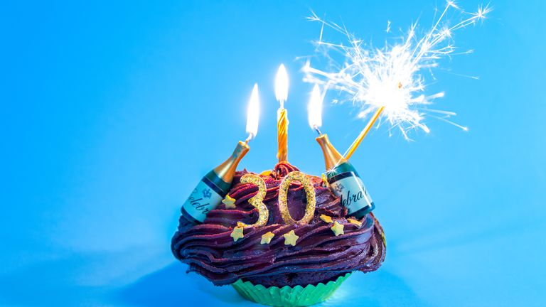 10 Quotes To Help Celebrate A 30th Birthday