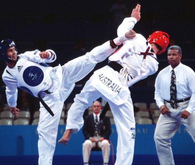 Taekwondo Olympische Spiele Sydney