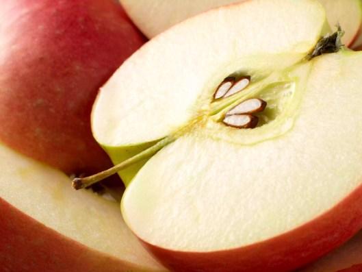 Sementes de maçã