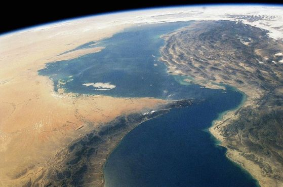 Image result for Straits of Hormuz dimensions