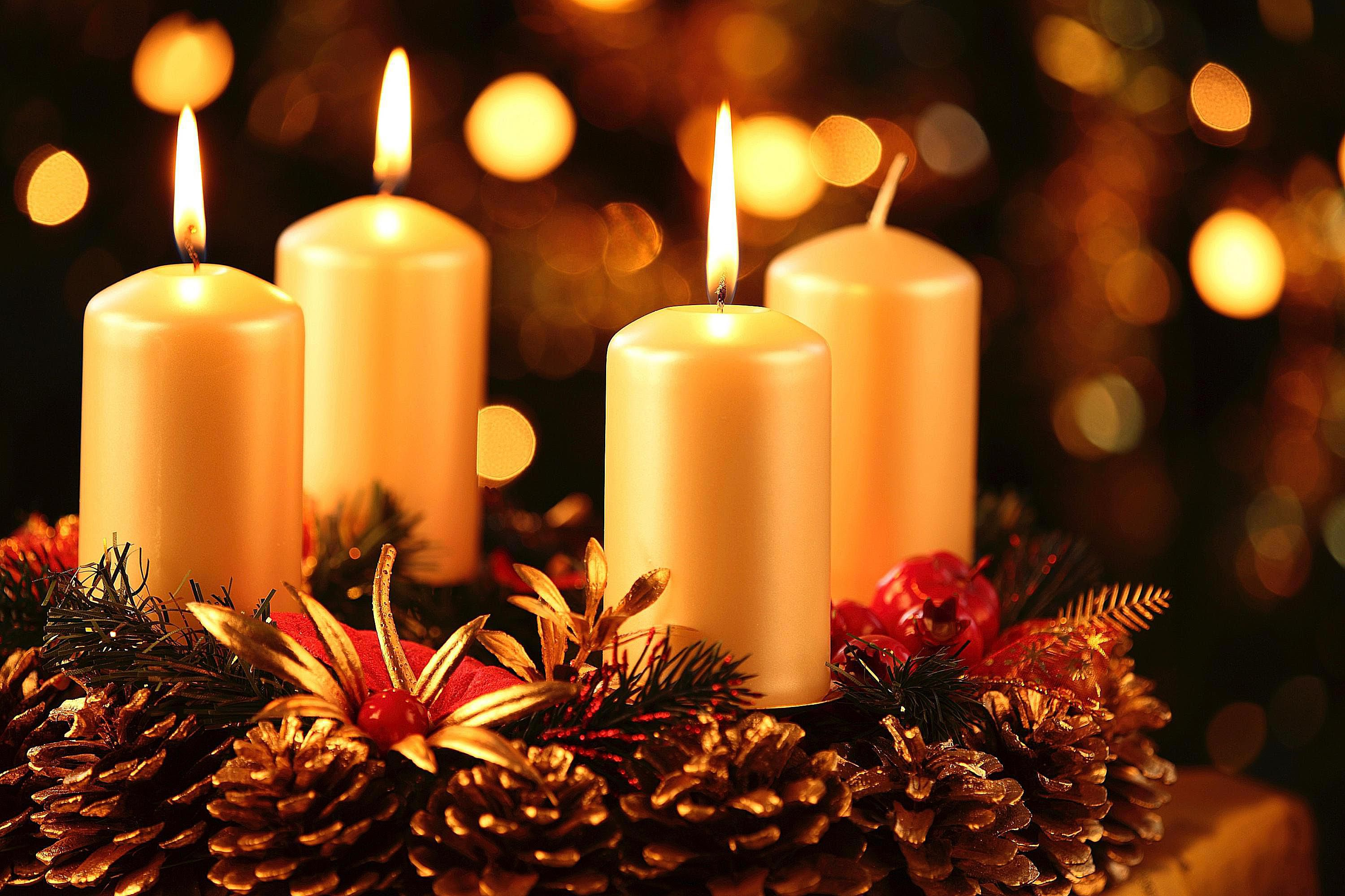 Advent Wreath Prayer For The Third Week Of Advent
