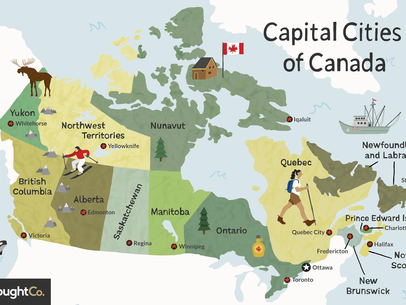 Canada Vacances
