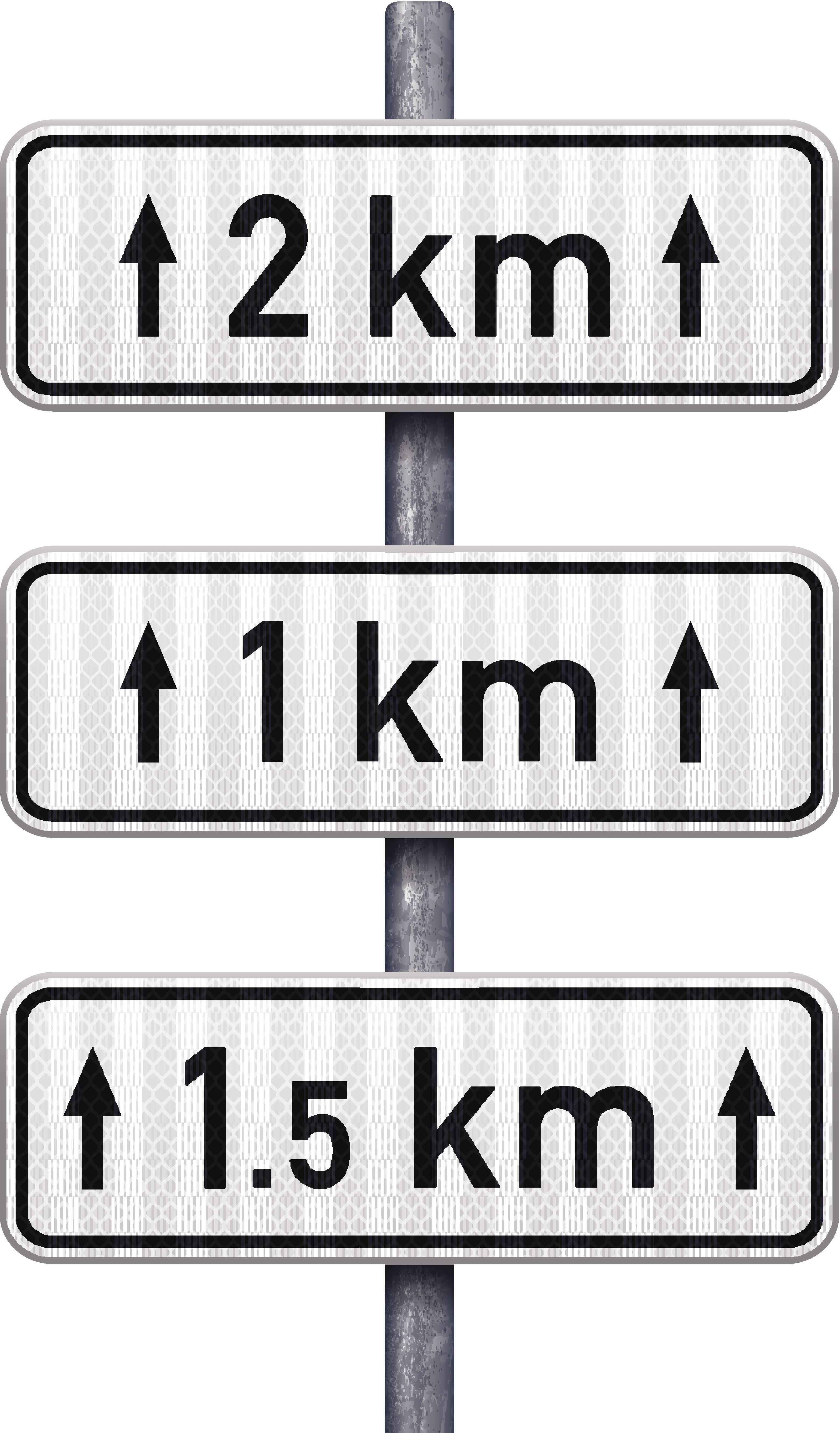 Converting Kilometers To Meters