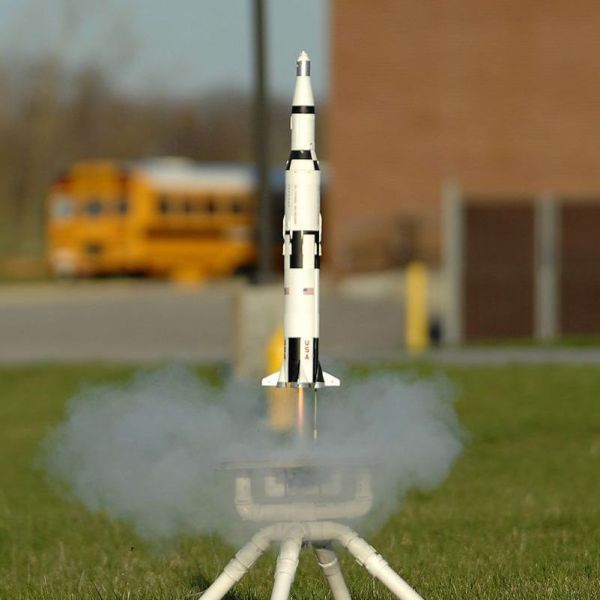 Model Rockets A Great Way to Learn about Spaceflight