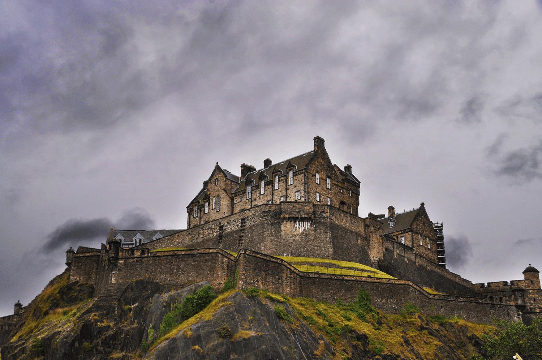 The Ghosts Of Edinburgh Castle