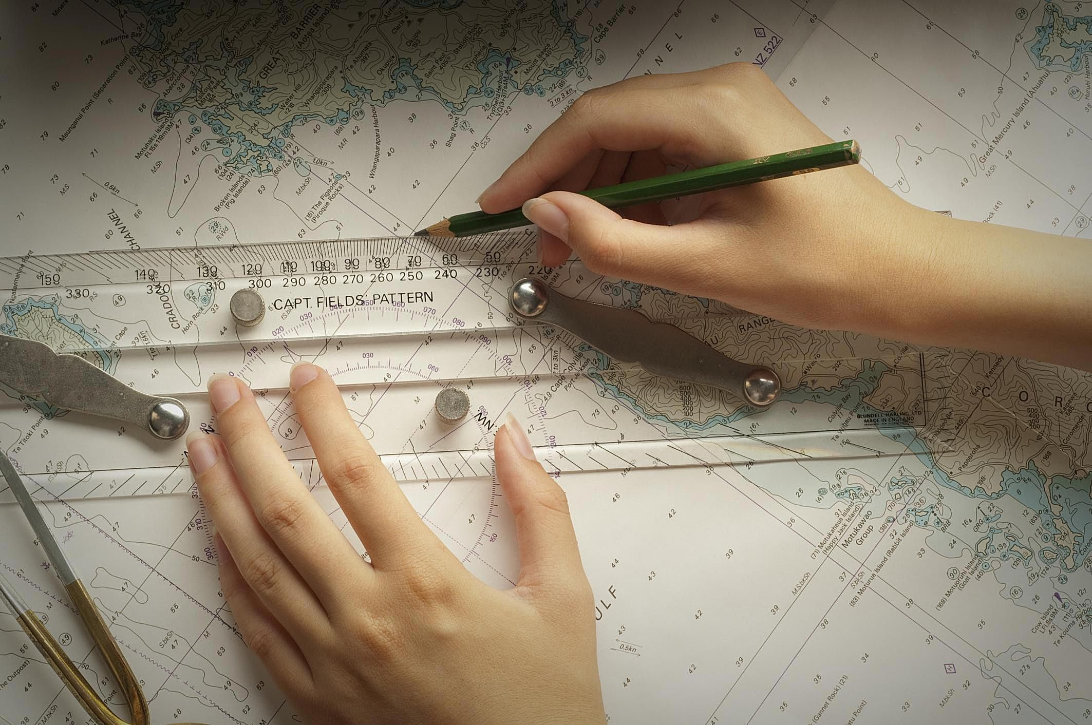 Measure Distances On A Map How To Steps