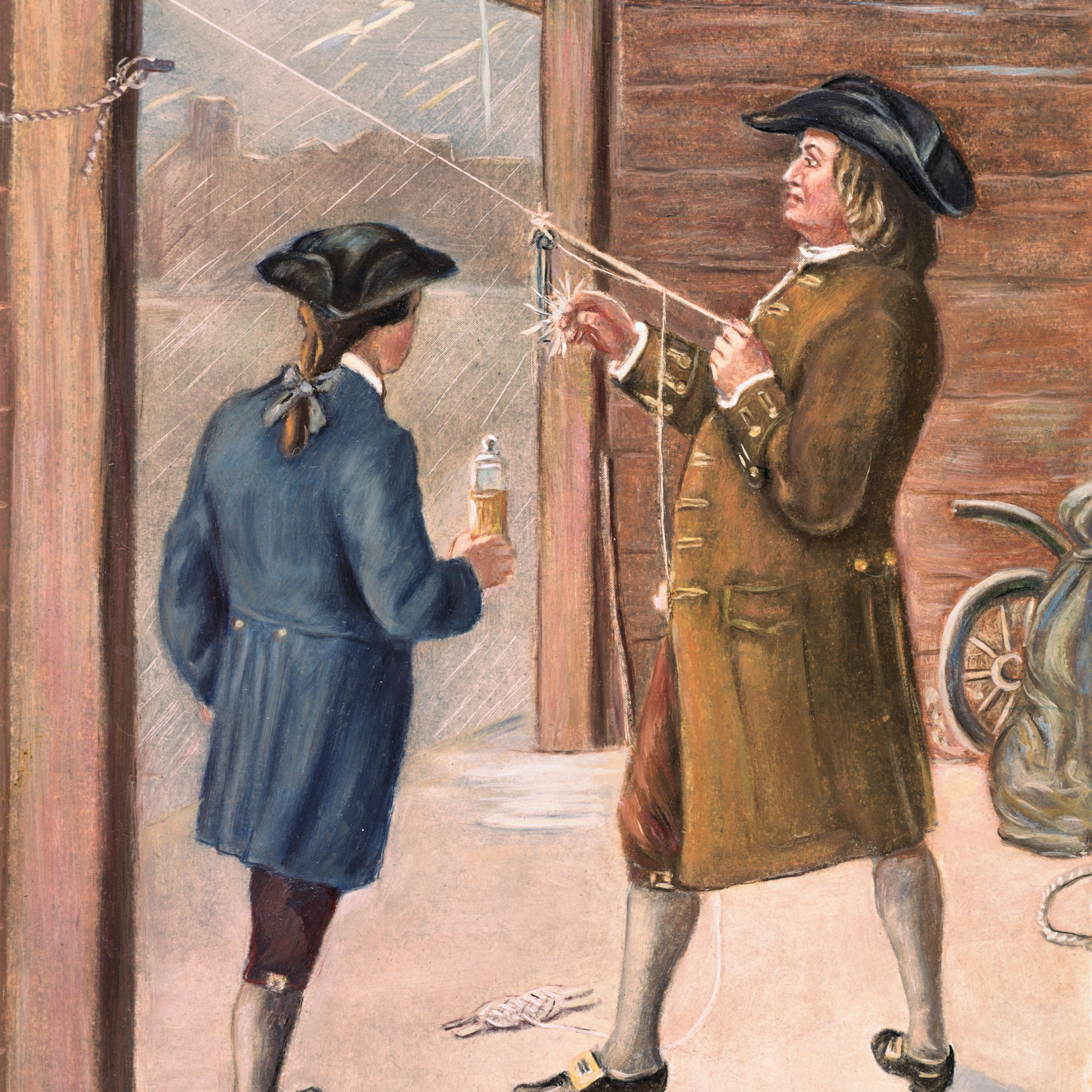 Inventions And Achievements Of Benjamin Franklin