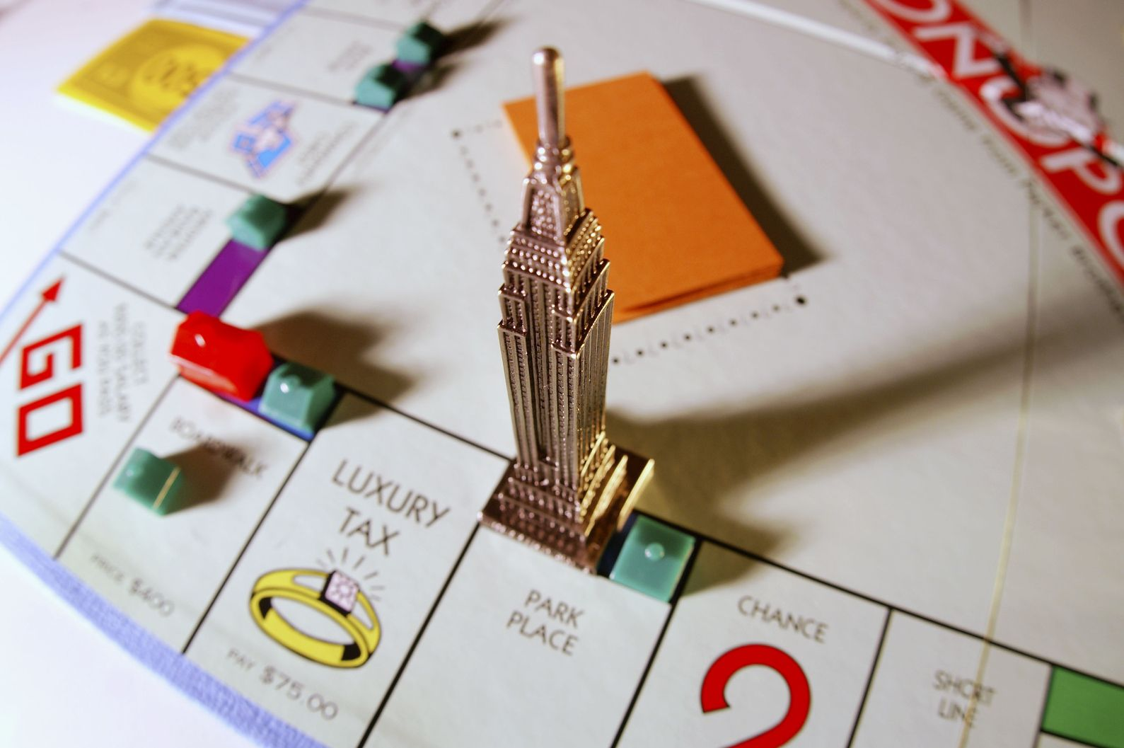 Probabilities For Monopoly