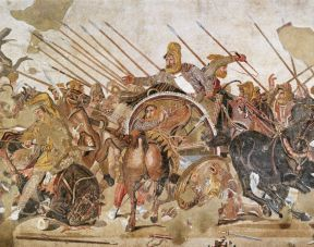 The Battle at Issus