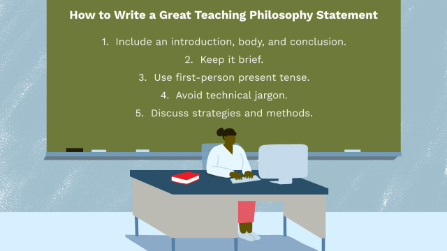 12 Teaching Philosophy Statement Examples
