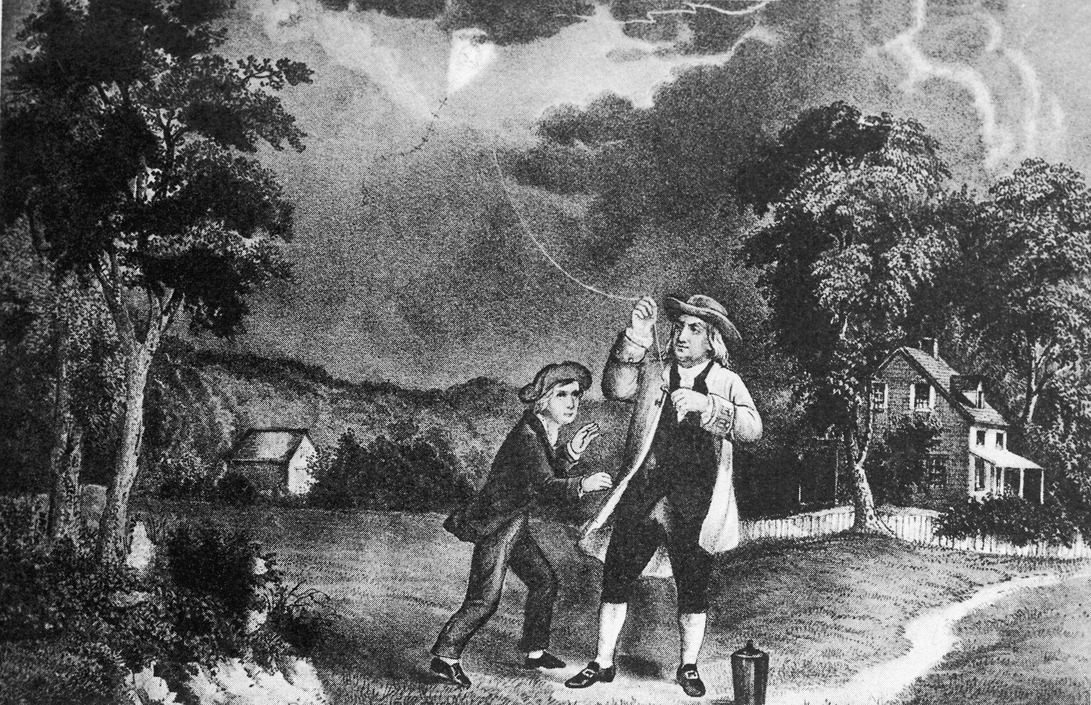 Biography Of Benjamin Franklin Printer Inventor Statesman