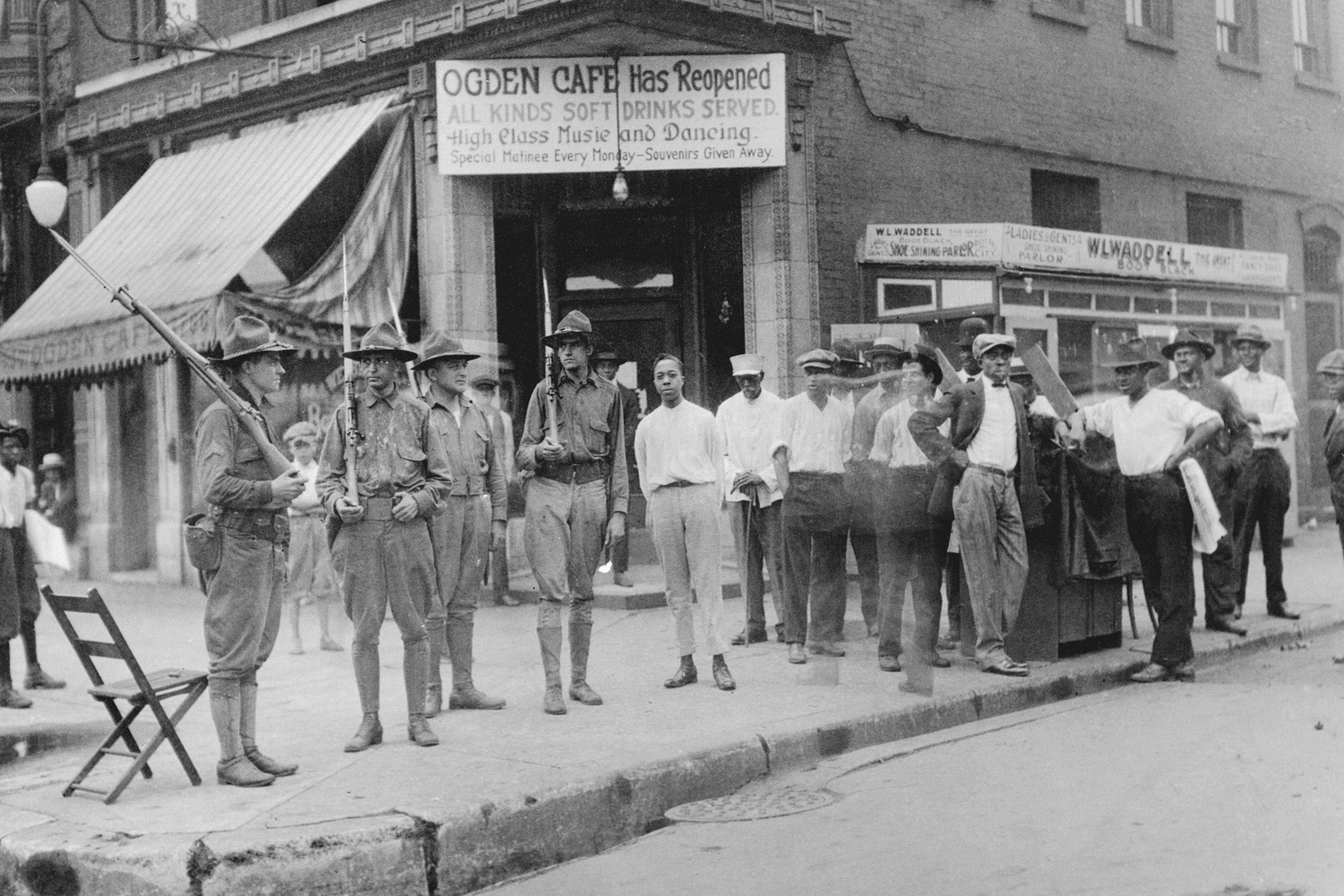 Race Riots During The Red Summer Of
