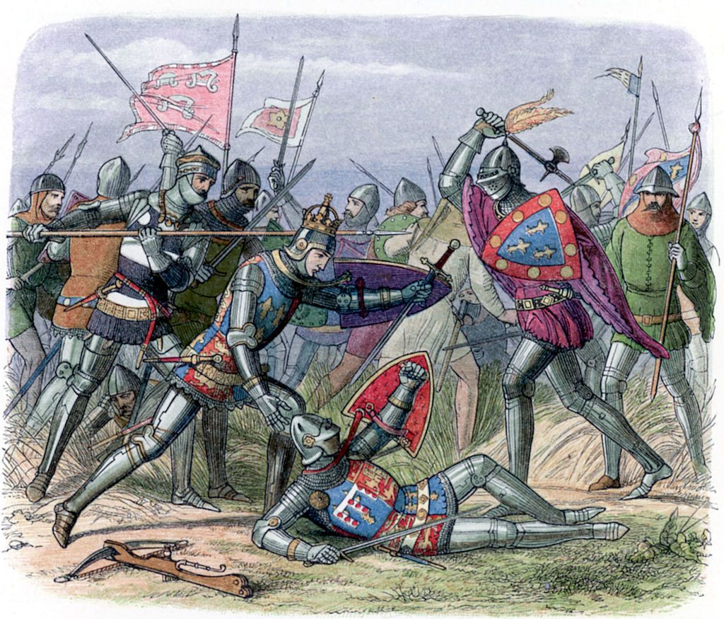 The Hundred Years War History And Summary