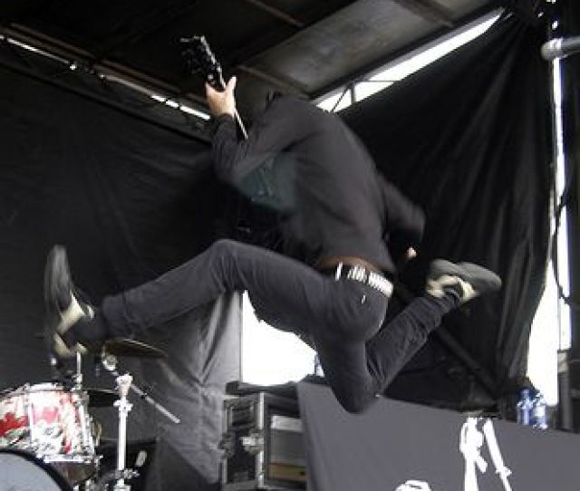 Anti Flag Warped Tour 2006 Nicole Lucas Music