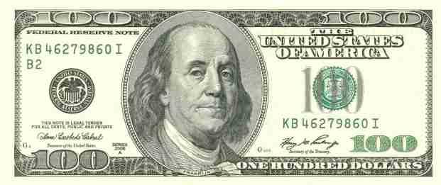 Currency, Treaury and Dollar Bills