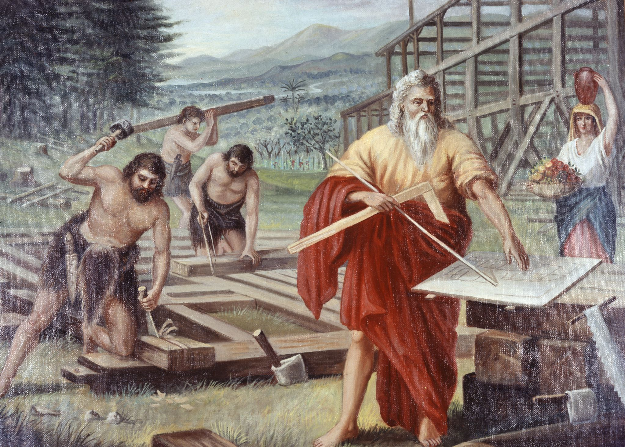 Lessons From The Biblical Story Of Noah A Righteous Man