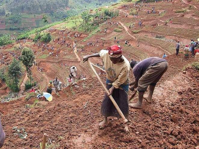 Soil Erosion in Africa