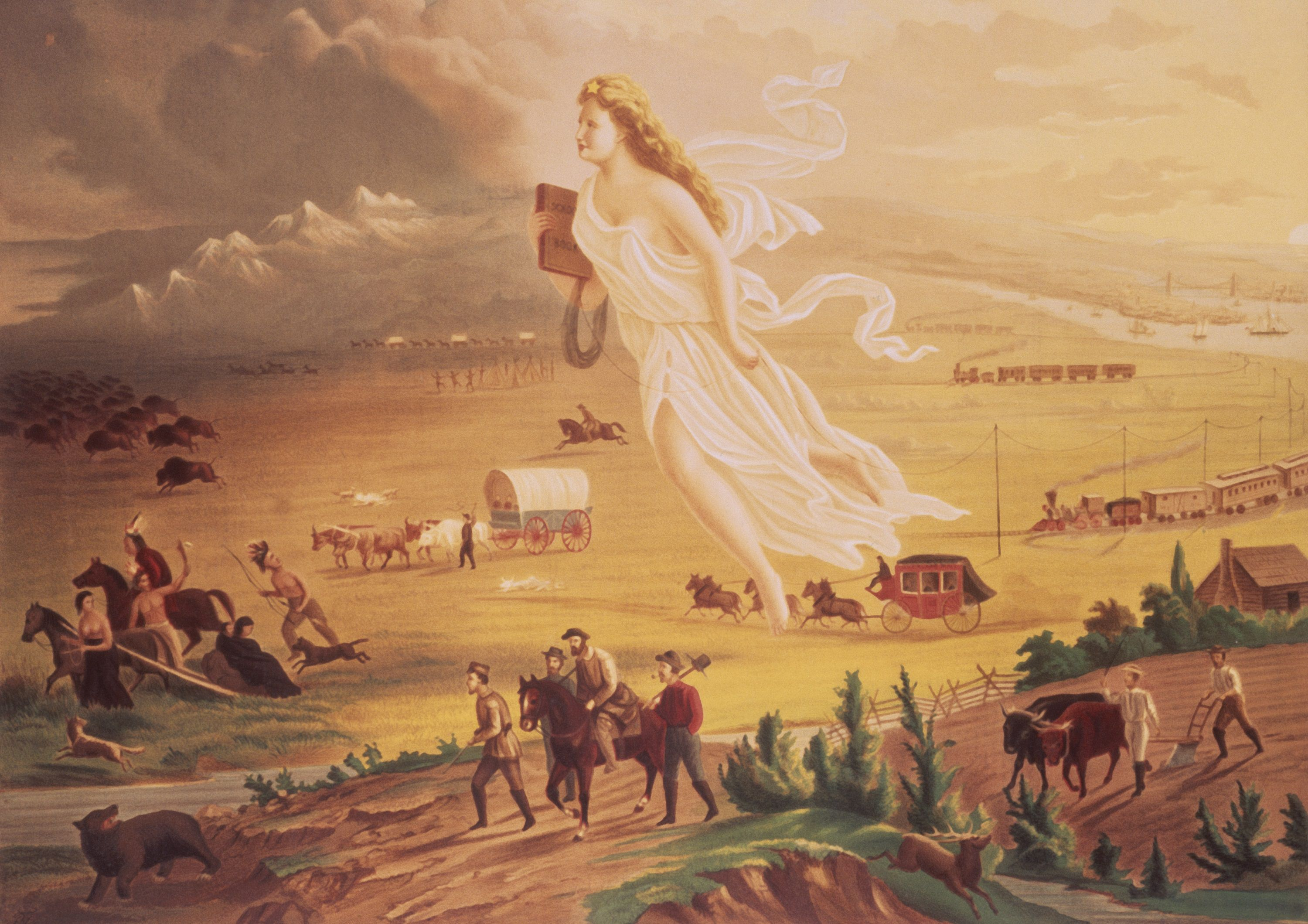 Manifest Destiny S Meaning To American Expansion