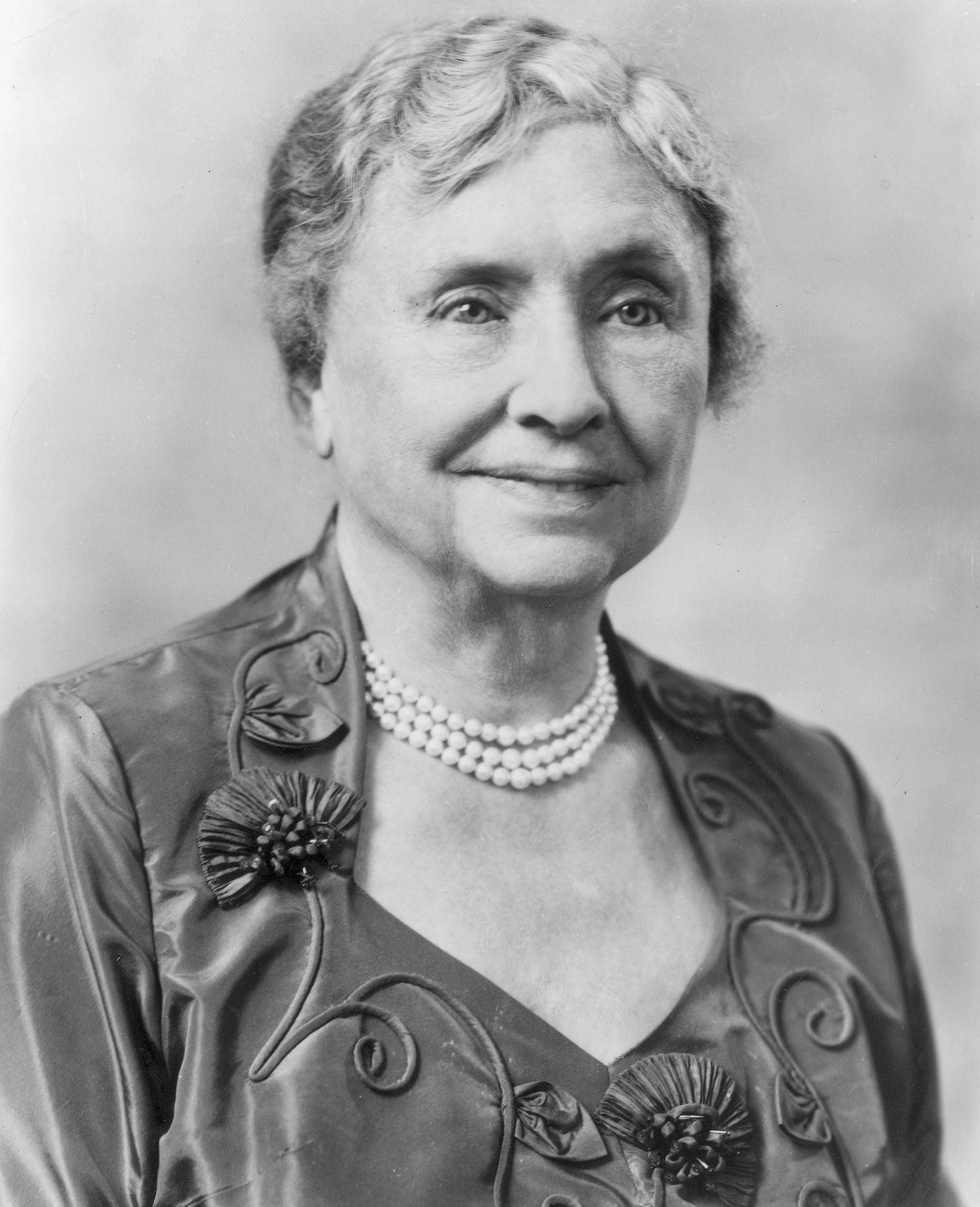 Helen Keller Quotes That Inspire