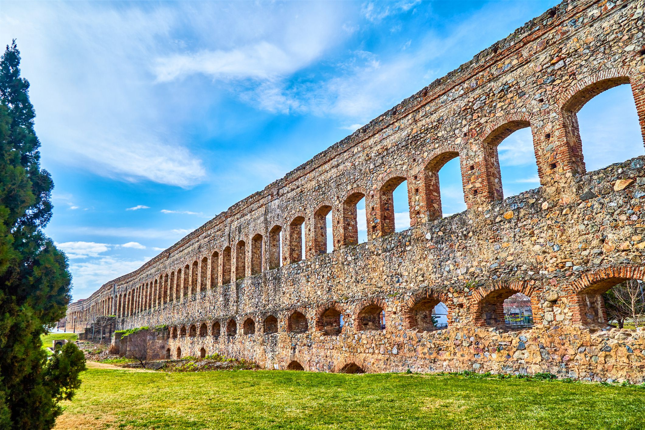 Ancient Roman Water Systems