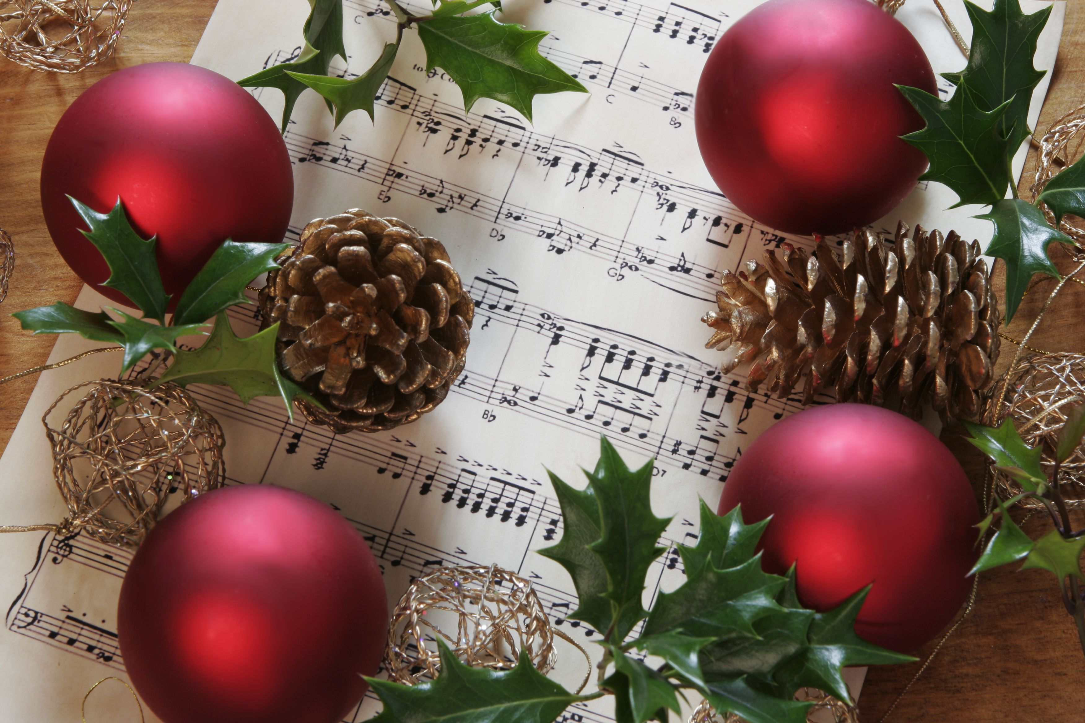 Free Christmas Sheet Music For Instruments And Choirs