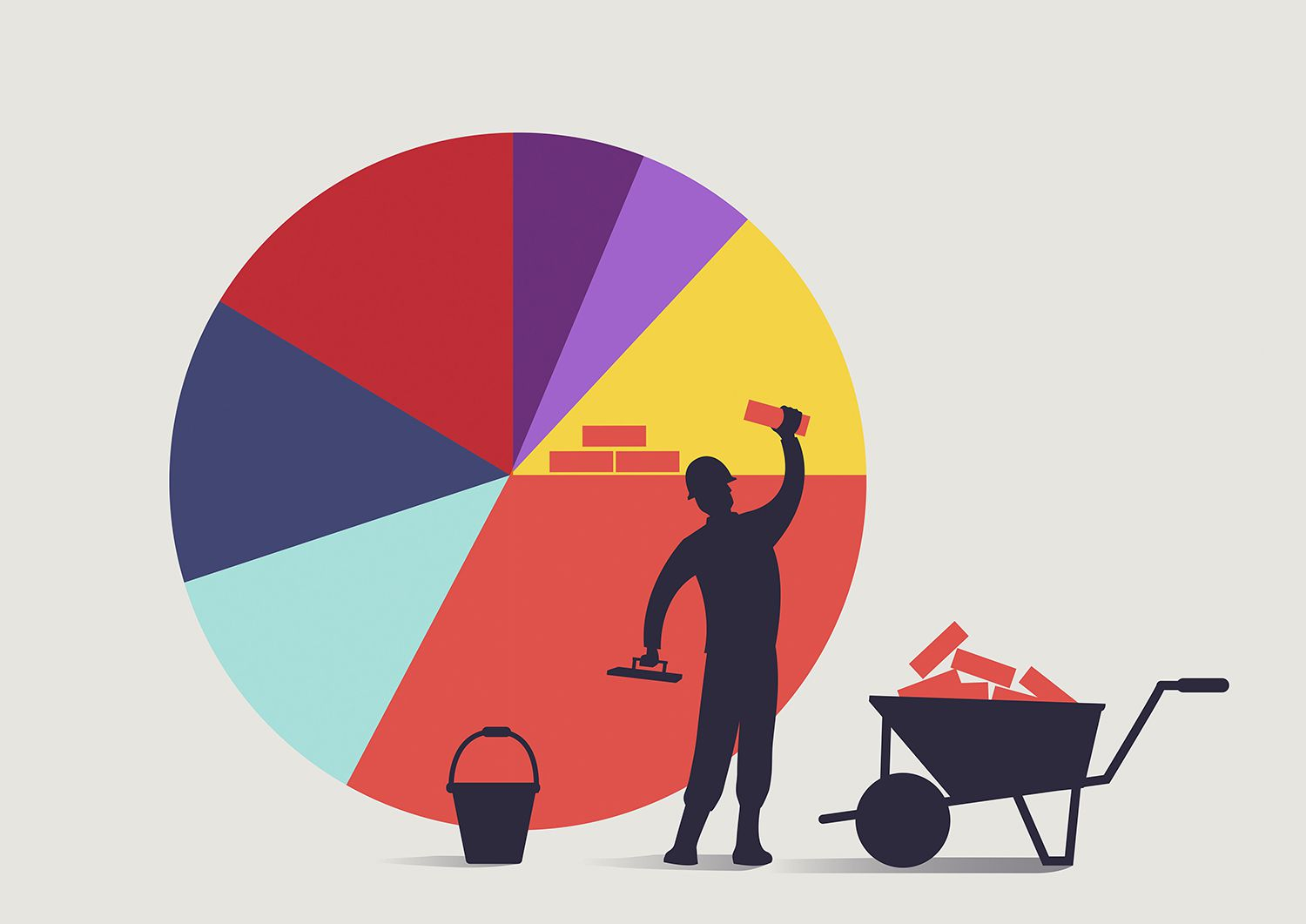 How And When To Use A Circle Or Pie Graph