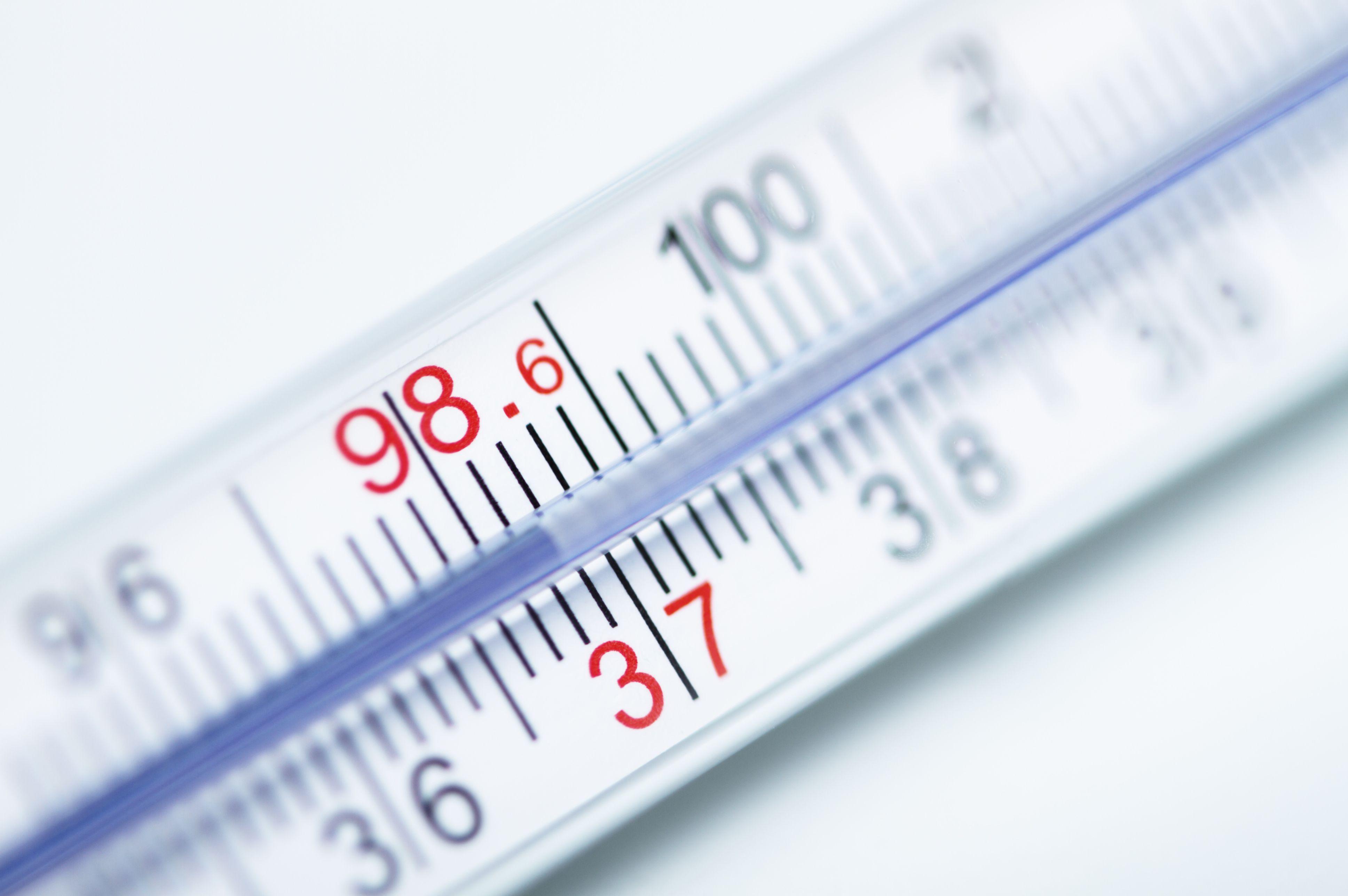Body Temperature Fahrenheit To Celsius Conversion