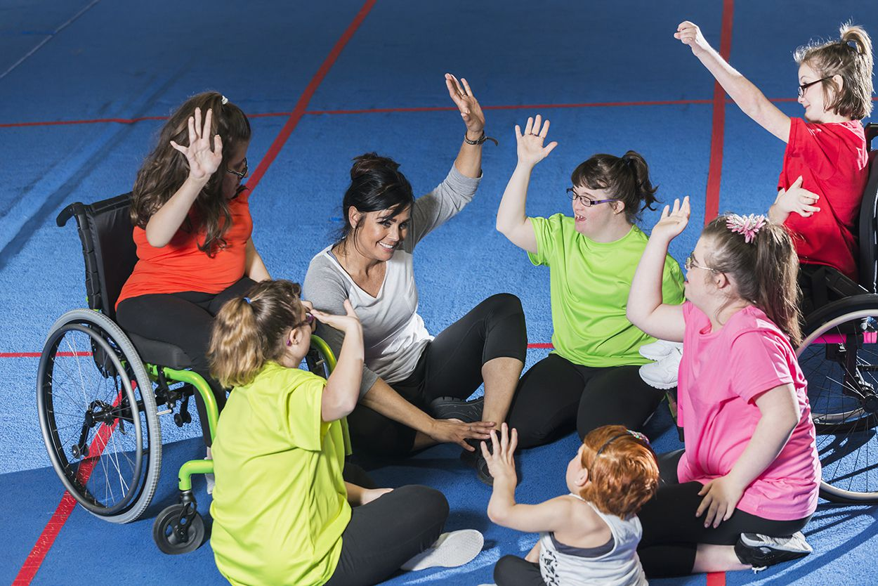 Physical Education For Special Needs Students