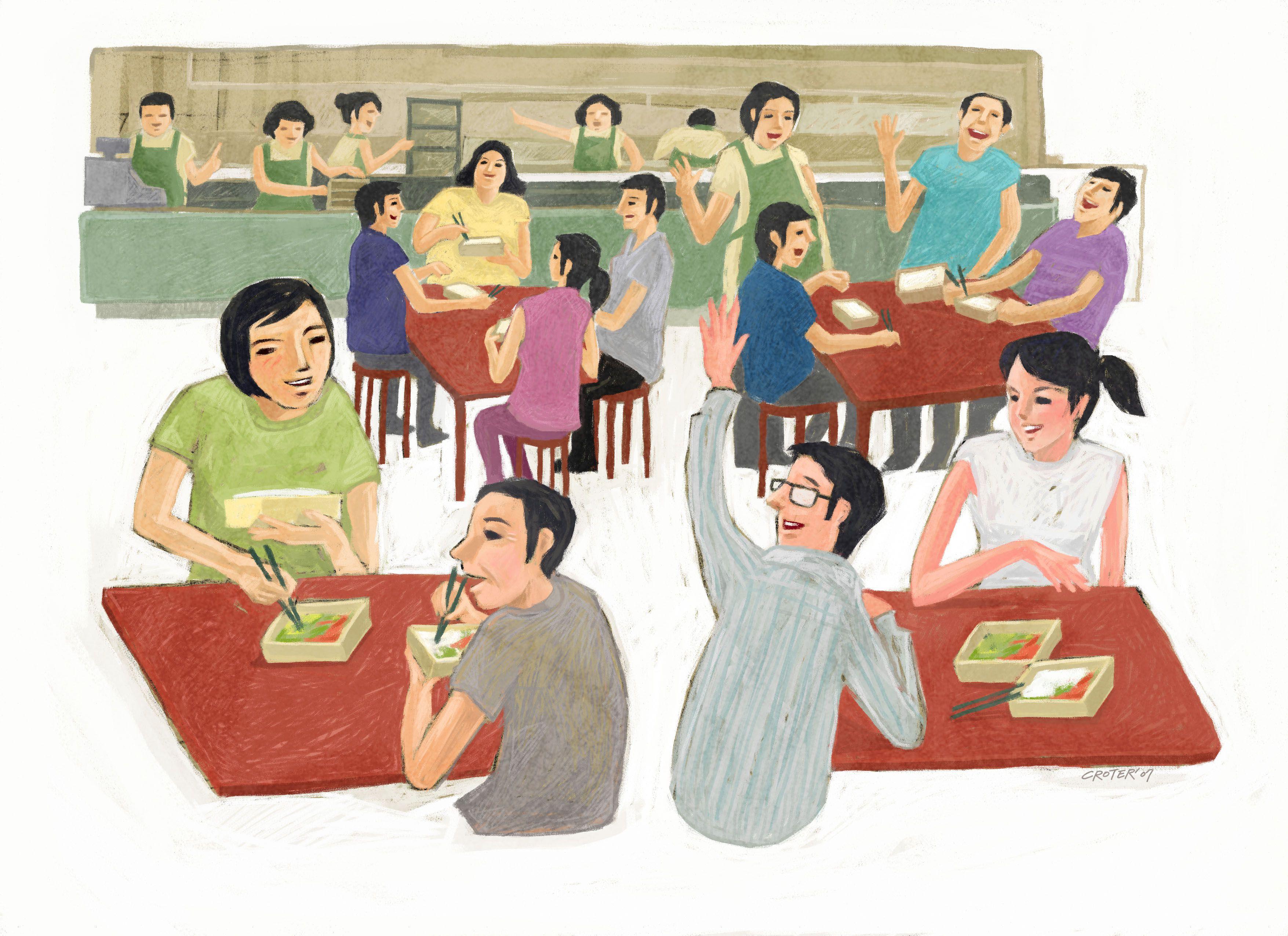Esl Quiz Eating At A Restaurant