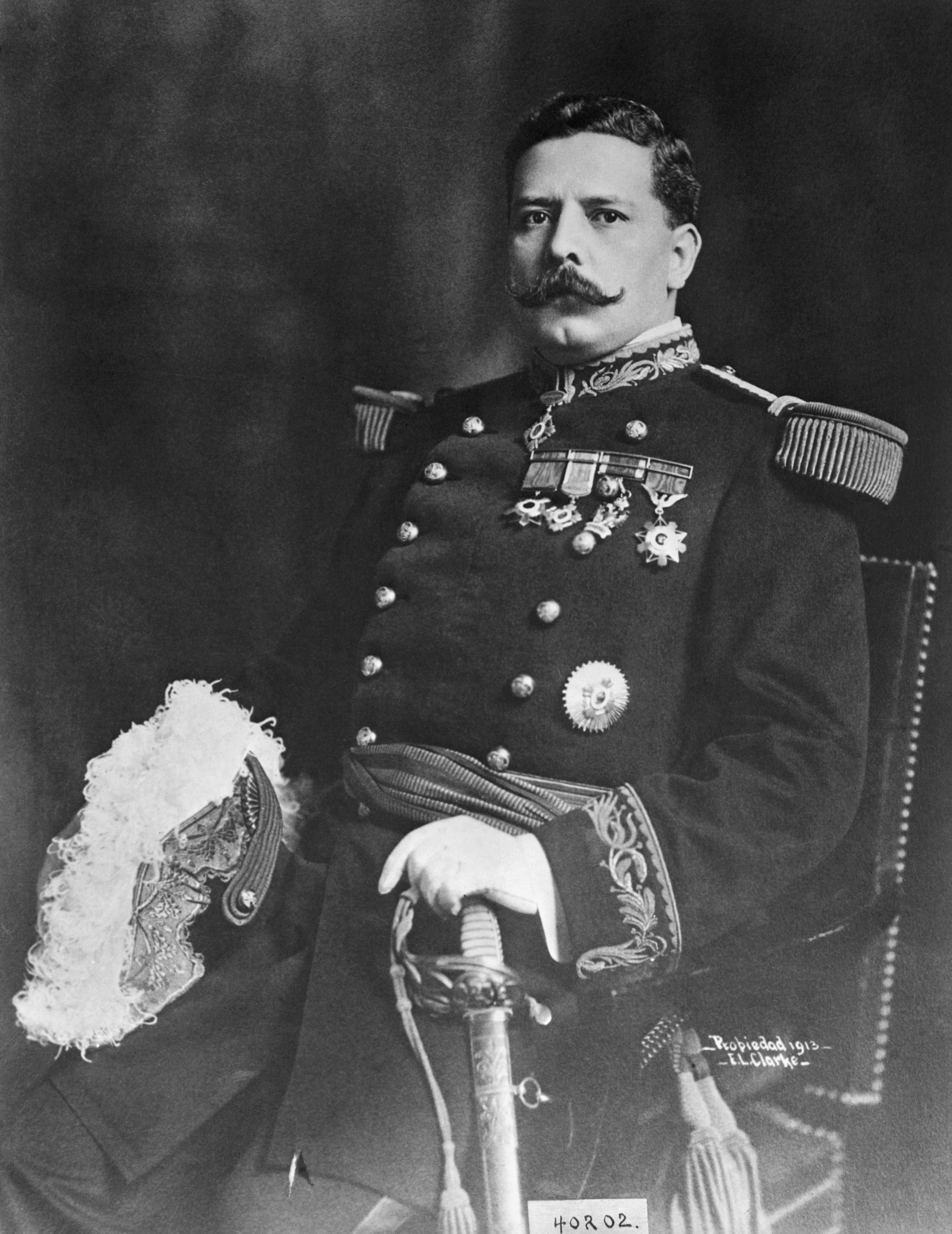Biography Of Porfirio Diaz Of Mexico