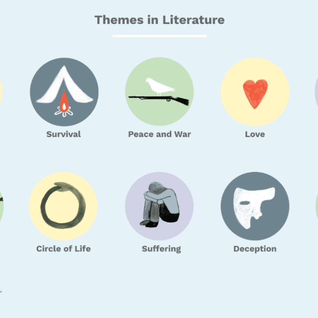 19 Extremely Common and Critical Themes in Literature