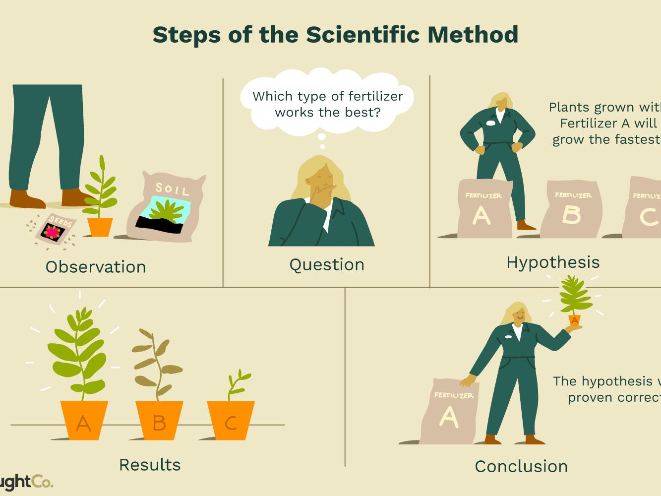 Scientific Method Story Worksheet Answers
